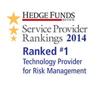 Ranked #1 Technology Provider for Risk Management 2014