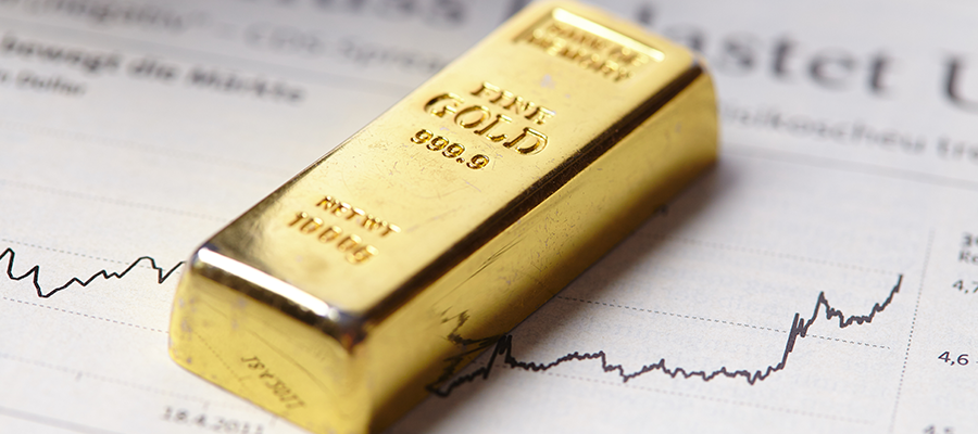 Hedge funds turning to Gold